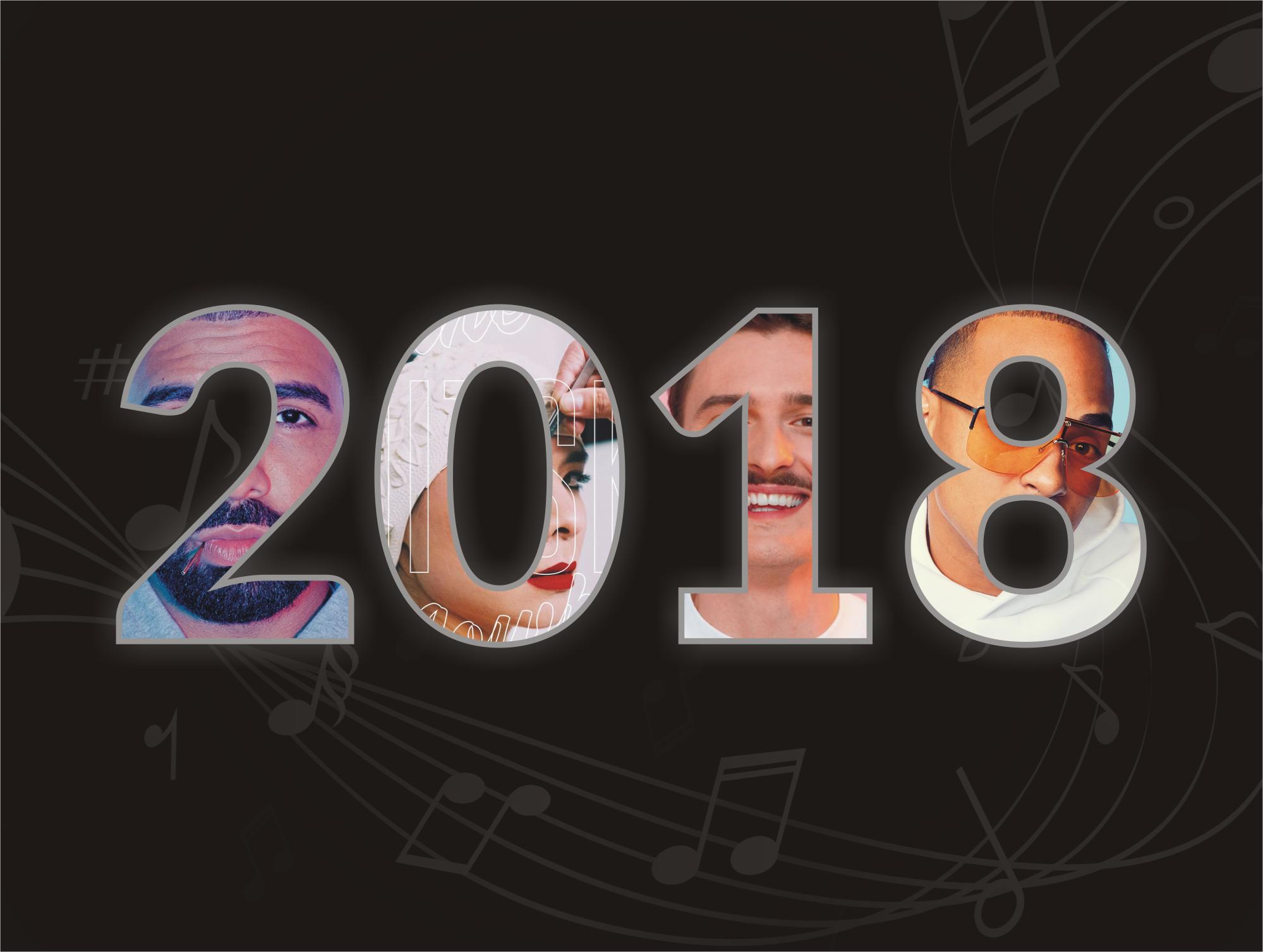 Muzyczne podsumowanie roku 2018