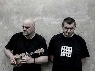 Paweł Wójcik & Tomek Sarniak - bilety