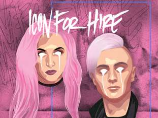 Icon For Hire - bilety