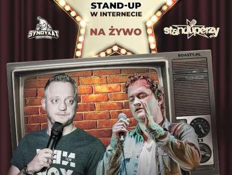Stand-up na żywo w Internecie: Paweł Reszela, Piotr Wojteczek - bilety