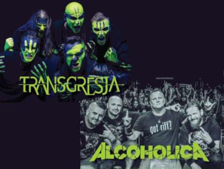 Transgresja + Alcoholica - bilety