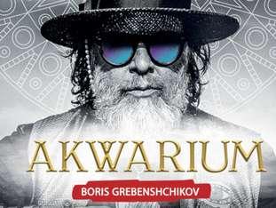 Boris Grebenshchikov & Akwarium - bilety