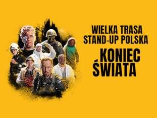 IX Wielka Trasa Stand Up Polska - bilety