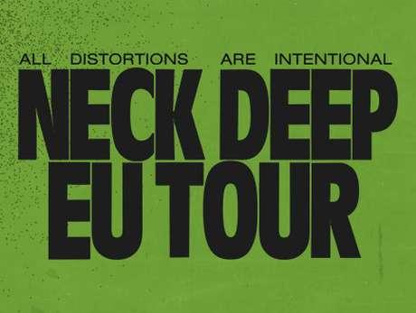Neck Deep - bilety