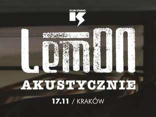 LemON Akustycznie - bilety