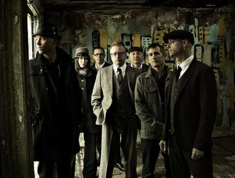 Flogging Molly - bilety
