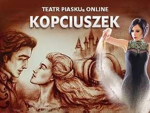 """Rodzinny Spektakl """"Kopciuszek"""" - bilety"""