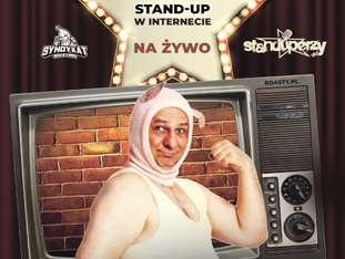 Stand-up na żywo w Internecie: Grzegorz Halama - bilety