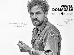 Paweł Domagała - bilety