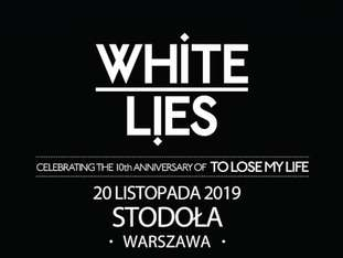 White Lies - bilety