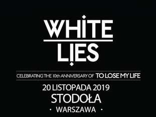 White Lies - bilety