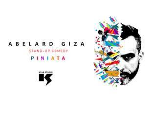 """Abelard Giza """"Piniata"""" - bilety"""