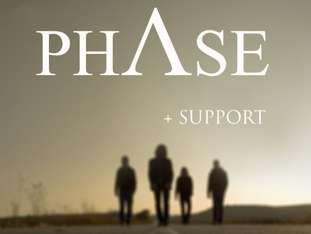 Phase + Support - bilety