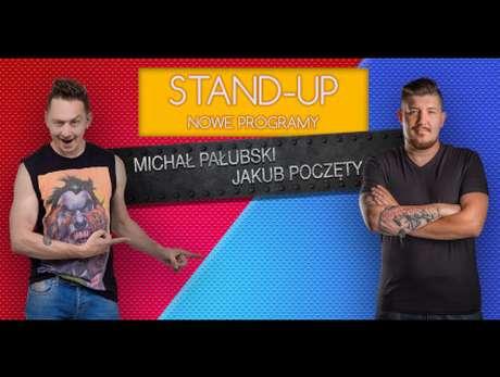Stand-Up Michał Pałubski & Jakub Poczęty - bilety