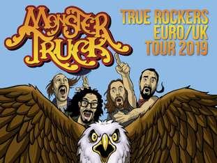 Monster Truck - bilety