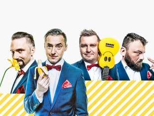 Kabaret Młodych Panów - bilety