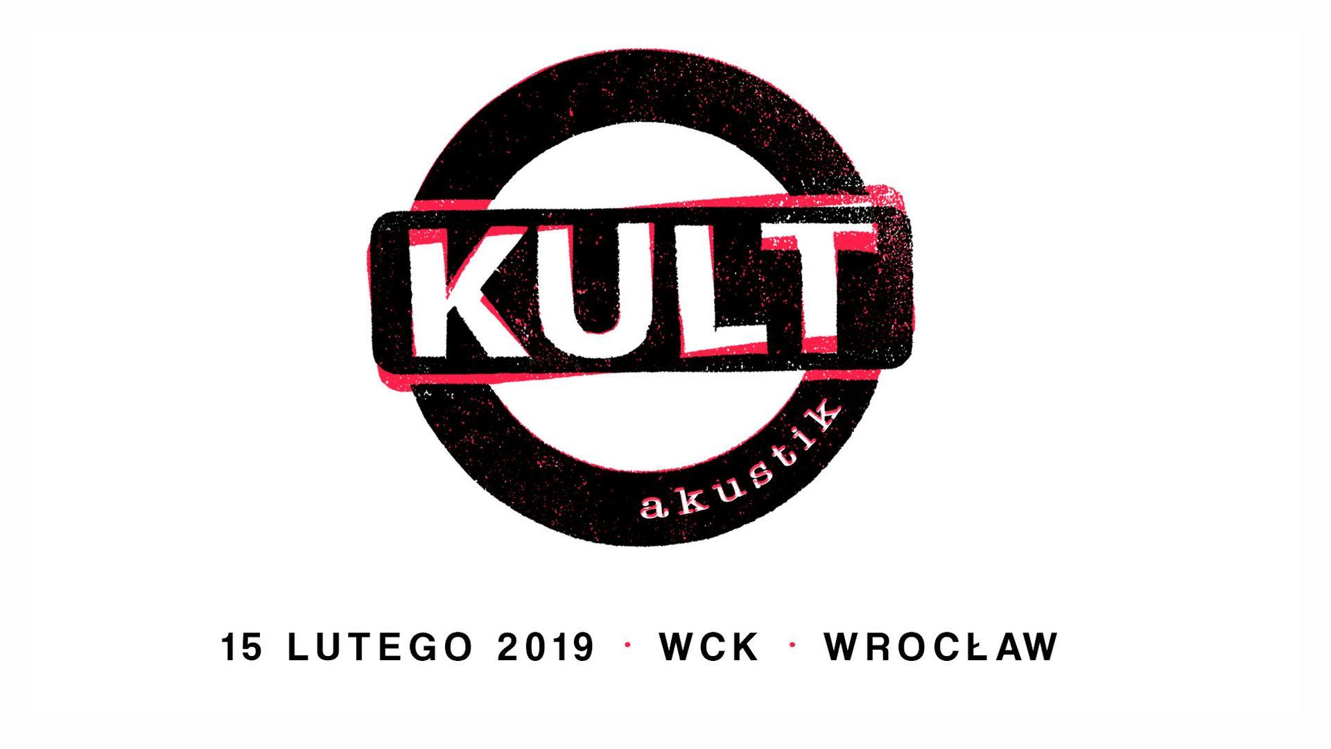 Bilety kolekcjonerskie - Kult Akustik
