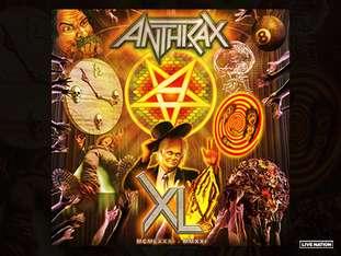 Anthrax - bilety