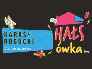 KARAŚ/ROGUCKI - Hałsówka - bilety