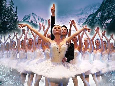 Jezioro Łabędzie - Rosyjski Klasyczny Balet Moskwy - bilety
