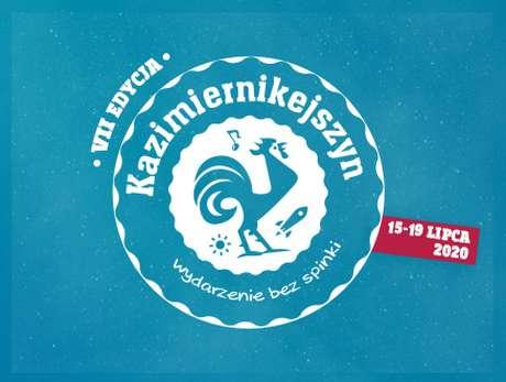 Kazimiernikejszyn 2020, VII edycja - bilety