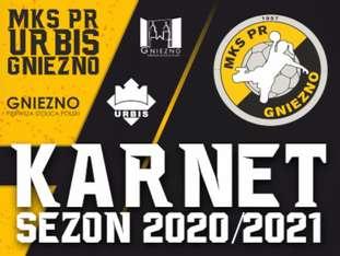MKS PR URBiS Gniezno Karnet (całosezonowy) - bilety