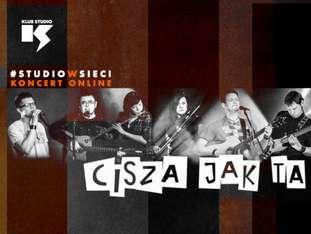 #studiowsieci / Cisza Jak Ta / kapelutek - bilety