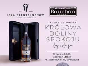 Tajemnice Whisky: Królowa Doliny Spokoju - bilety