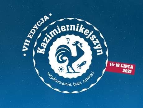 Kazimiernikejszyn 2021, VII edycja - Petardy i Konkrety (z noclegiem) - bilety