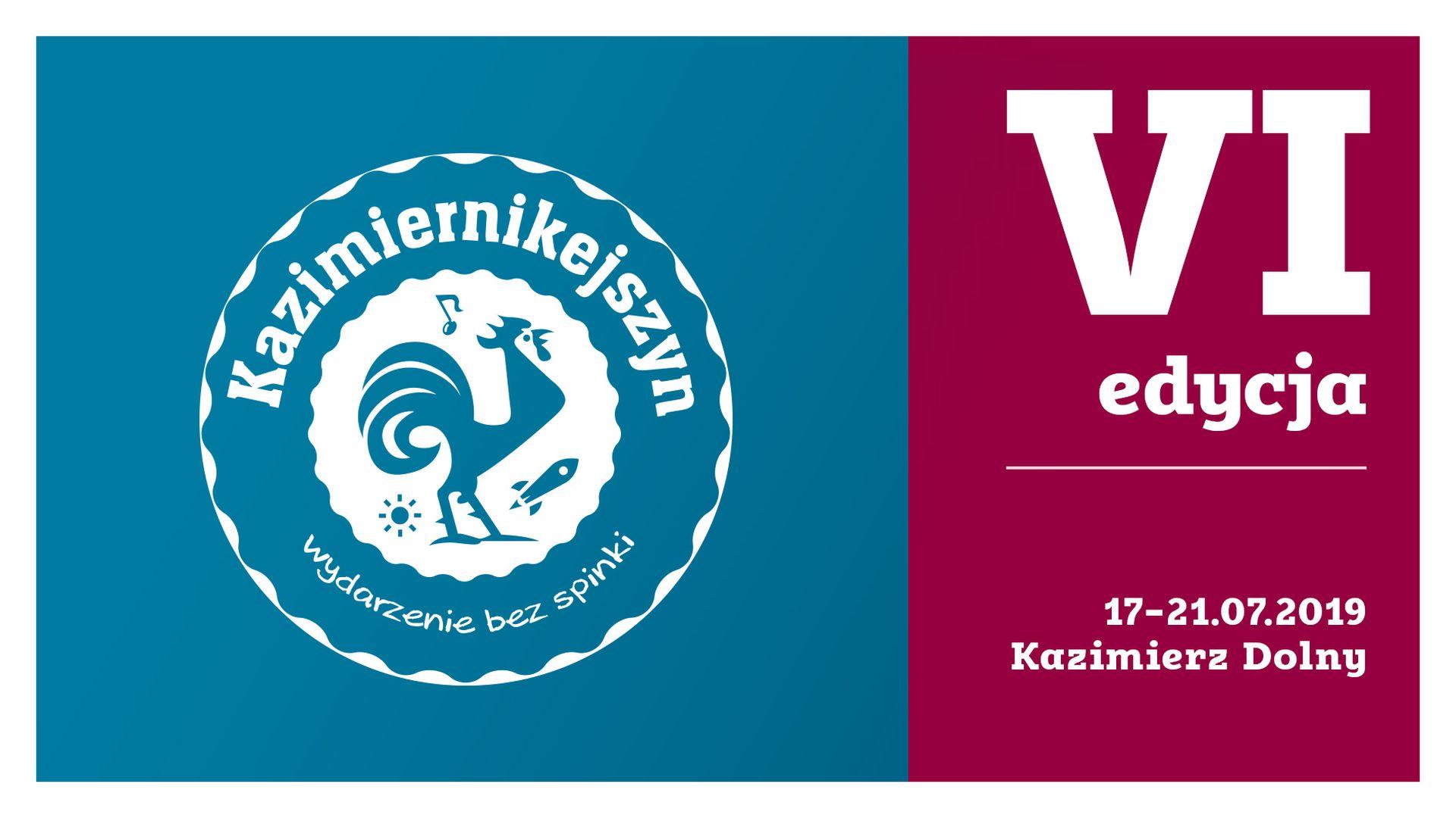Bilety kolekcjonerskie - Kazimiernikejszyn 2019, VI edycja