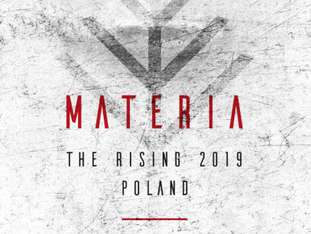 "Materia ""The Rising Tour 2019"" + Drown My Day + I Was Born Twice + Heresy Denied - bilety"