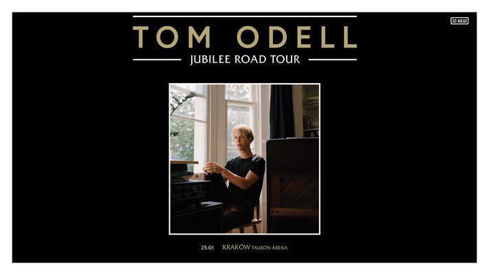 Bilety kolekcjonerskie - Tom Odell