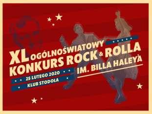 XL OGÓLNOŚWIATOWY KONKURS ROCK'N'ROLLA IM. BILLA HALEYA - bilety