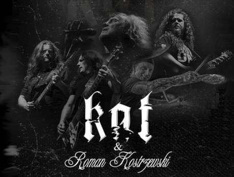 KAT & Roman Kostrzewski - bilety
