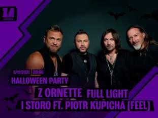 Ornette + Storo (feat. Piotr Kupicha - Feel) + Full Light - bilety
