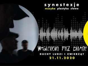 Synestezje: Waglewski Fisz Emade - bilety