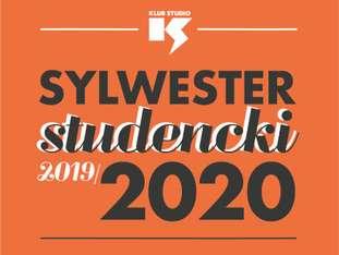 Sylwester Studencki w Klubie Studio 2019 / 2020 - bilety
