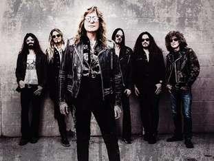 Whitesnake - the flesh and blood world tour - bilety