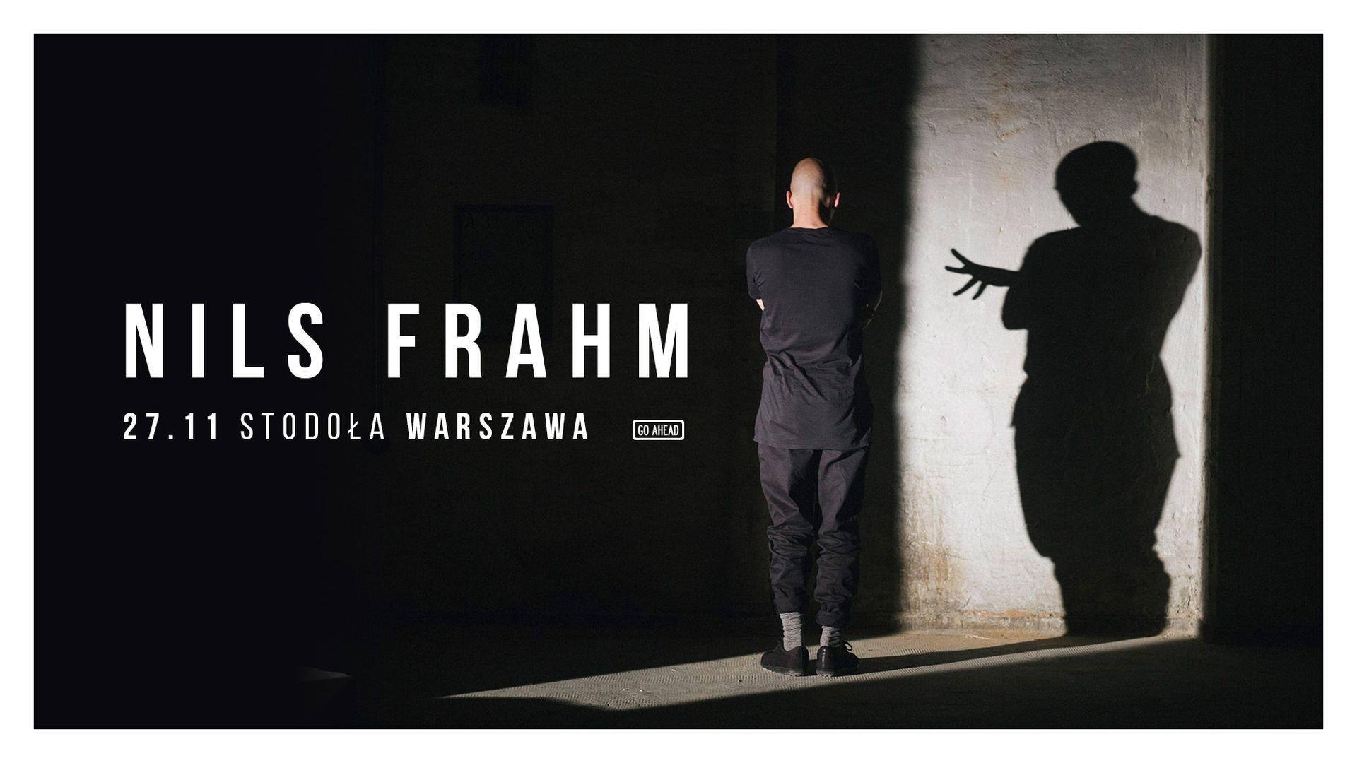 Bilety kolekcjonerskie - Nils Frahm