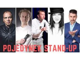 Pojedynek Stand-Up: Nowaczyk, Błachnio, Jachimek, Wojciech - bilety