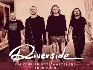 "Riverside - ""I'm Your Private Wasteland Tour 2020"" - bilety"