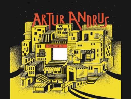 ARTUR ANDRUS SOKRATESA 18 (GOŚĆ: DOROTA MIŚKIEWICZ) - bilety