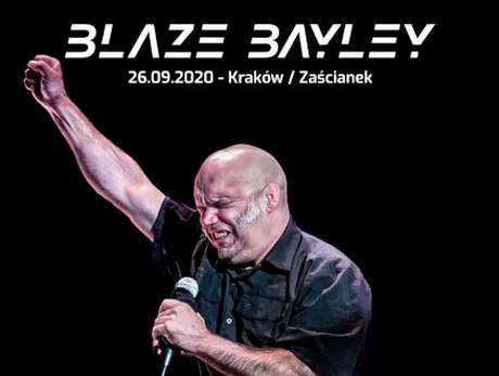 Blaze Bayley (ex-Iron Maiden) - bilety