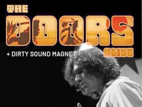 The Doors Alive - bilety