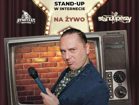 Stand-up na żywo w Internecie: Bartosz Gajda - bilety