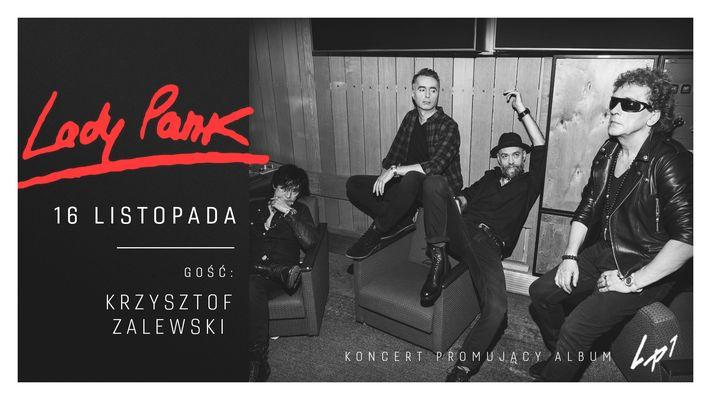 Bilety kolekcjonerskie - LADY PANK