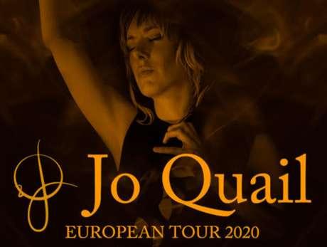 Jo Quail European Tour 2020 - bilety