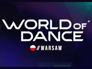 World of Dance Warsaw Qualifier 2019 - bilety
