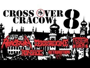 Cross Over Cracow 8 - Reactory, Terrordome, Tester Gier, Roadhog, Retribution - bilety