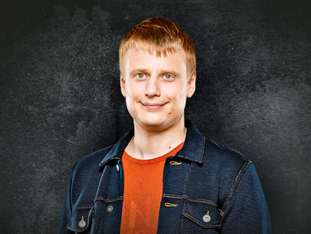 Slava Komisarenko Stand Up Show - bilety
